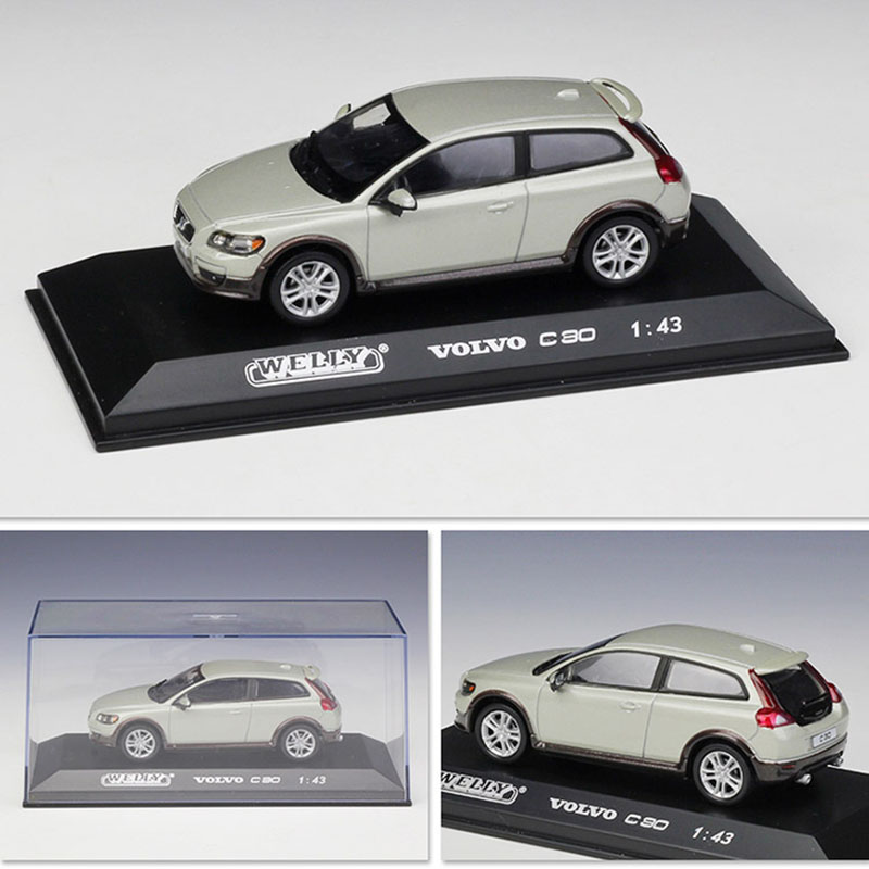 What Does Abs Stand For In A Car >> Volvo C30 1:43 Scale Car Model Diecast Vehicle Collection ...