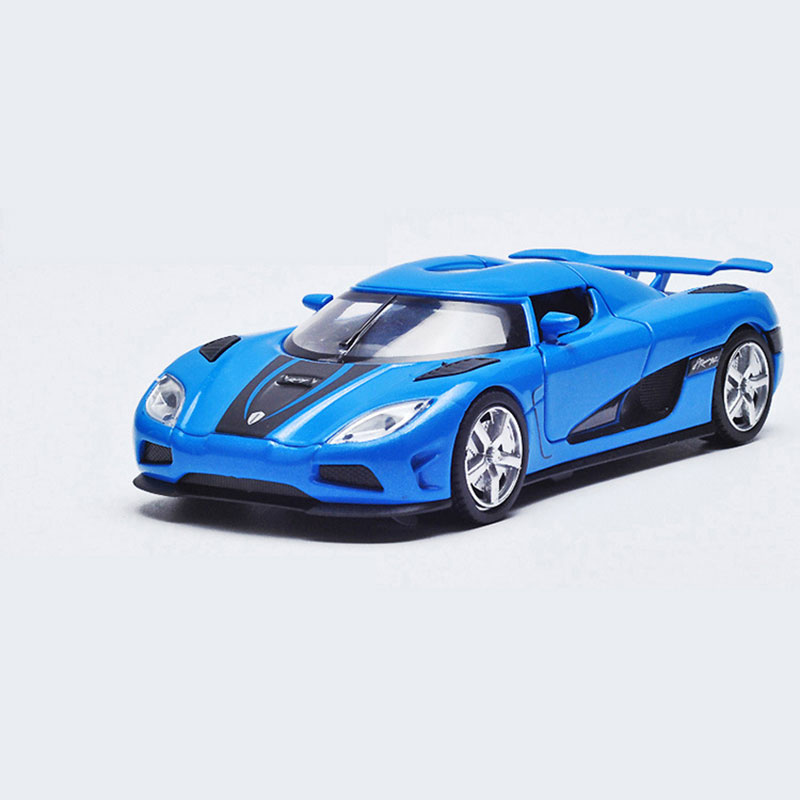 Kownifsegg Sport: 1:32 Koenigsegg Agera R Sports Car Model Alloy Diecast Toy