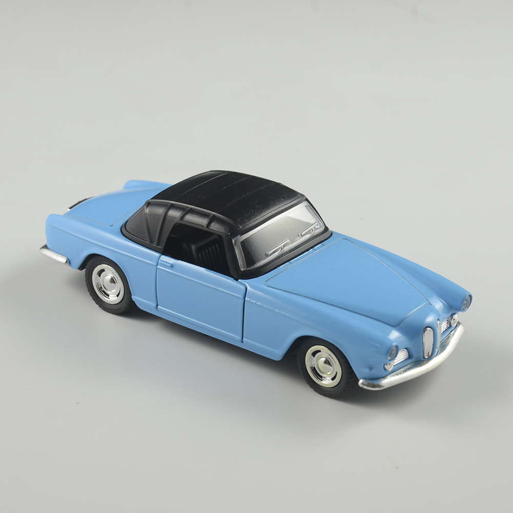 Vintage 1:32 1957 BMW 503 Alloy Diecast Car Model Toy Vehicle Blue ...