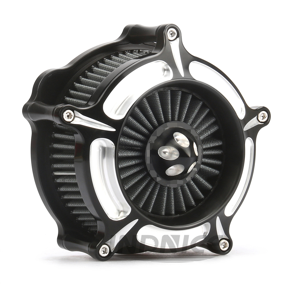 Turbine Edge Cut Air Intake Kit For Harley Sportster XL1200 Iron 883 Forty Eight for Harley Davidson Sportster 1200 Low XL1200L 2007-2011
