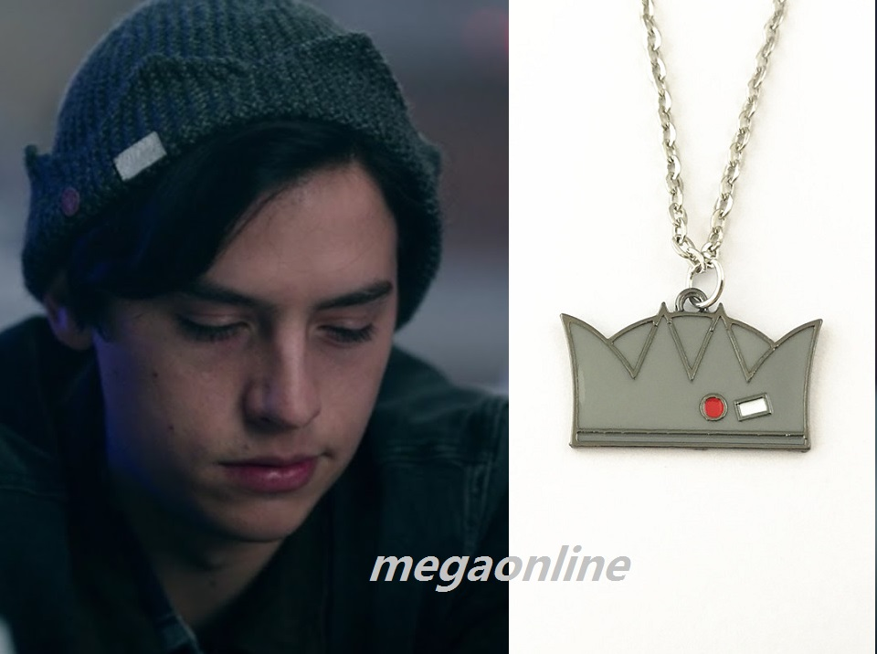6e52fb57547 New RIVERDALE JugHead s Hat Pendant Necklace Whoopee Beanie Crown ...