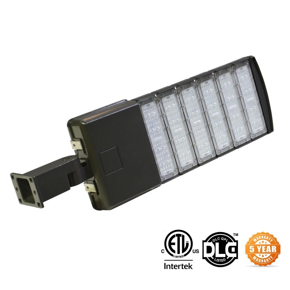 LED 300W Parking Lot Light Pole Mount Fixture Module Area
