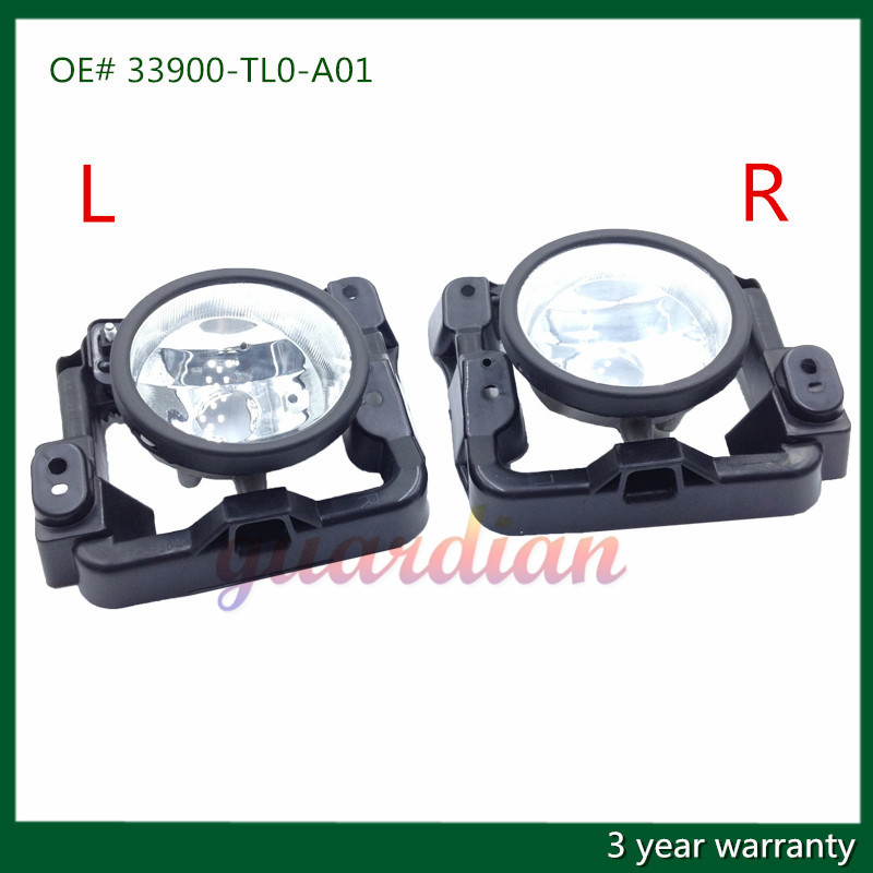Left +Right Set For 2009-2010 Acura TSX 2.4L&3.5L Glass