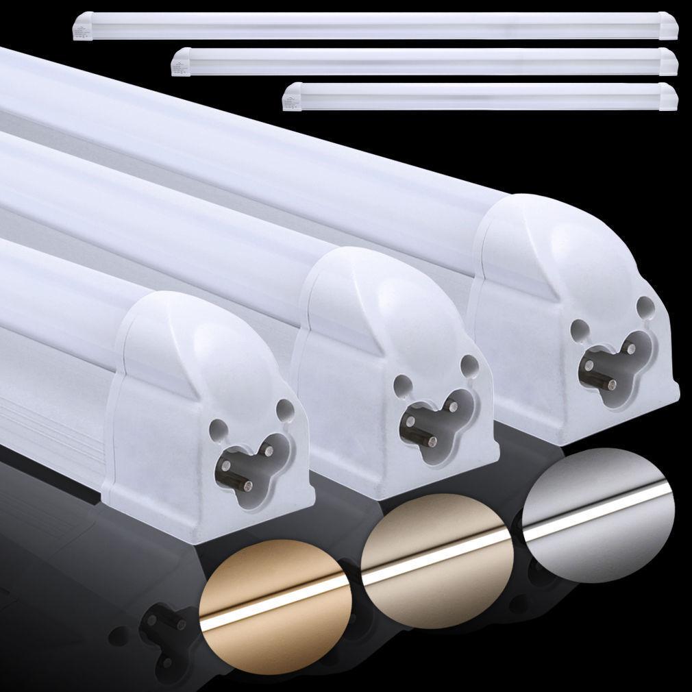 led leuchtstoffr hre mit fassung leuchtstofflampe komplett lichtleiste t8 tube. Black Bedroom Furniture Sets. Home Design Ideas