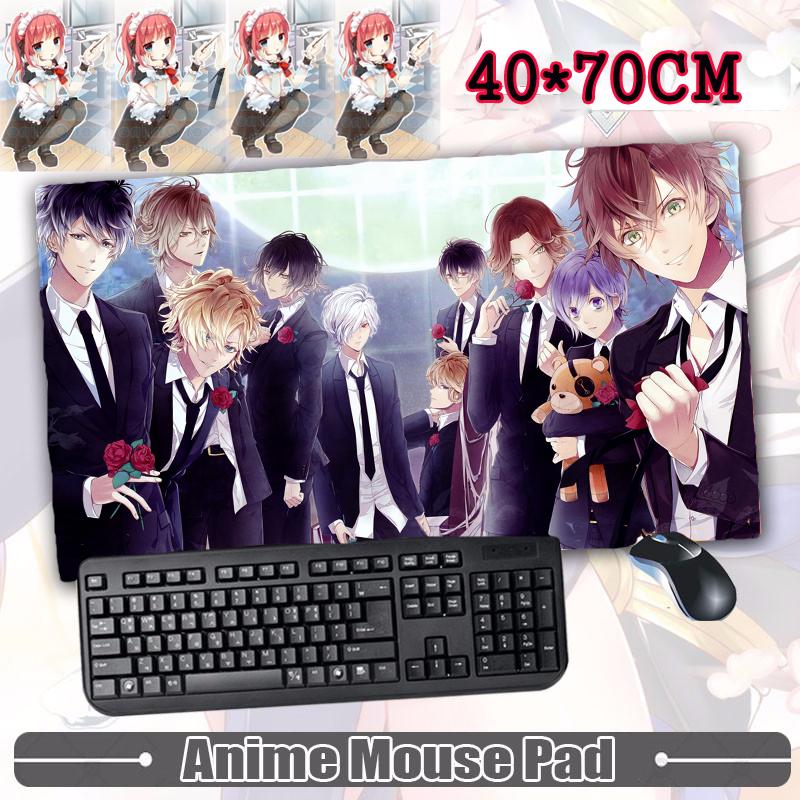 Azur Lane Game Gaming Cosplay 40*70cm Big Mouse Mat Unisex Mousepad Gift #GT55
