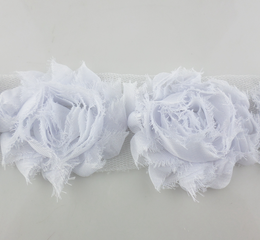 1m-Cloth-Sewing-knitting-Flowers-Webbings-clothing-lace-Accessories-Width-5-5cm