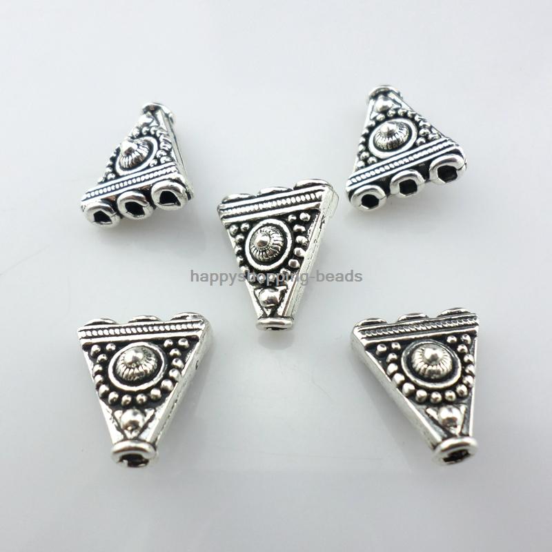 Free Ship 6//30pcs Tibetan Silver Decorative Closed Jump Rings Charms 32.5mm