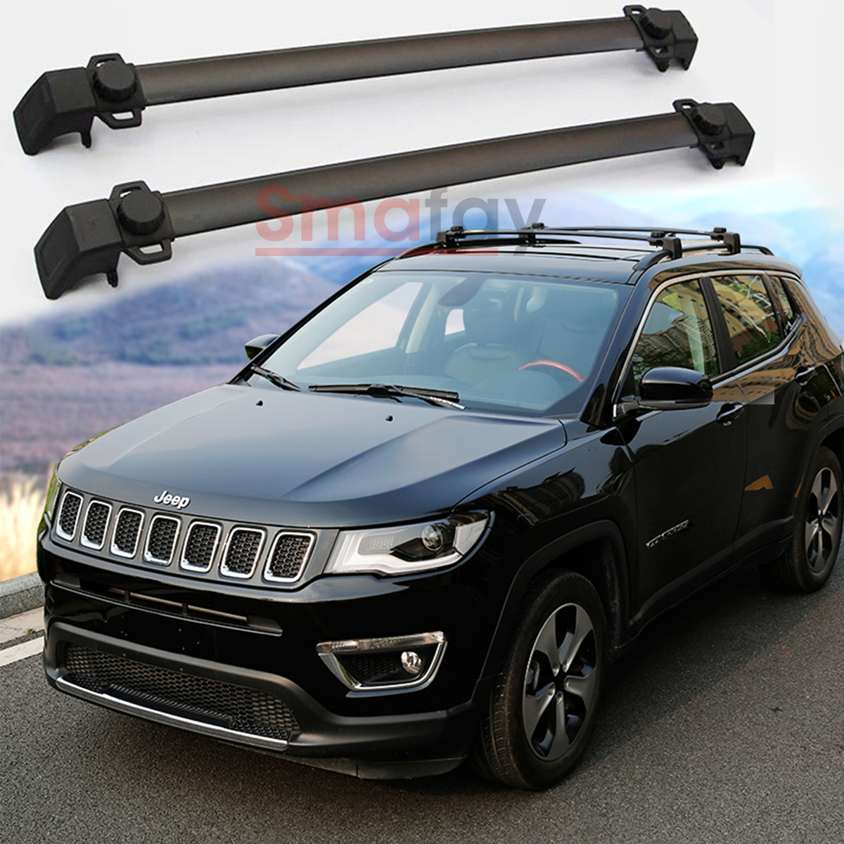2018 Jeep Compass Bike Rack