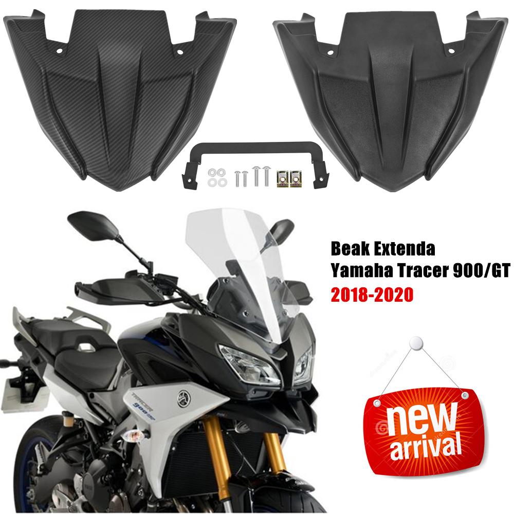 For Yamaha Mt09 Tracer 900 Gt Fj09 2018 2021 Front Wheel Beak Extension Cover Ebay