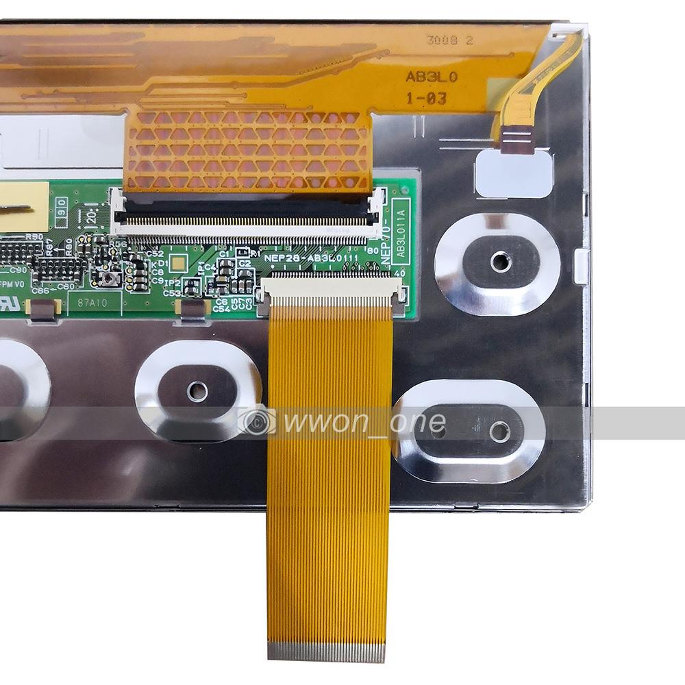 Car Navigation Display Screen LTA070B511F for LEXUS IS//RX Series  DHL//FEDEX Ship