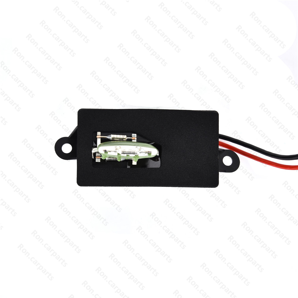 Ac Blower Motor Resistor W Wiring Harness For Chevy Avalanche Tahoe 89019089