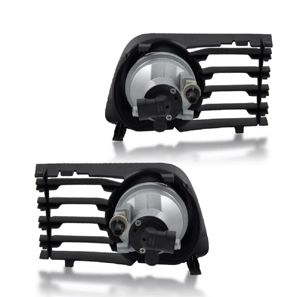 Fog Lights For Toyota Prius 2006-2009 Clear Bumper Lamps W