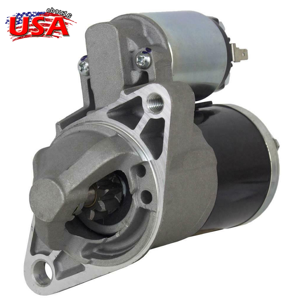 Starter 17873 For Chrysler Pt Cruiser Turbo 2 4l 2003 2004 2005 2006 2007 2008