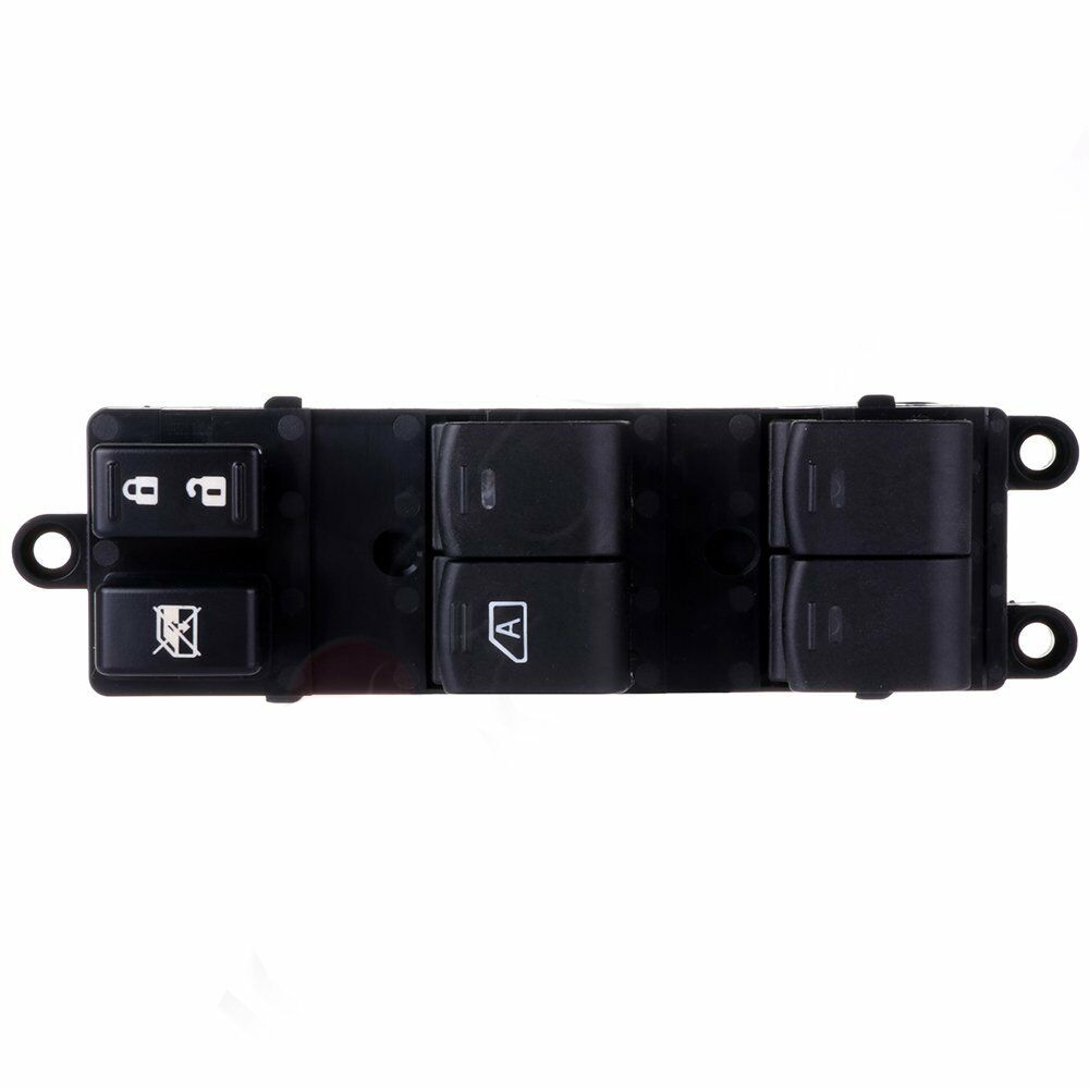 Master Power Window Switch Driver Side Front Left Lh For