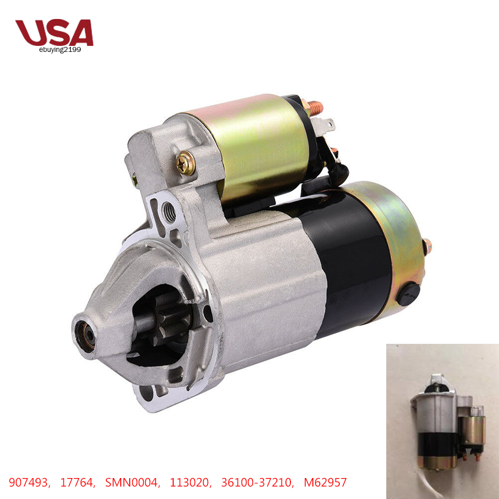 New Starter compatible with KIA 2.7L Sportage 2005 2006 2007 2008 17764
