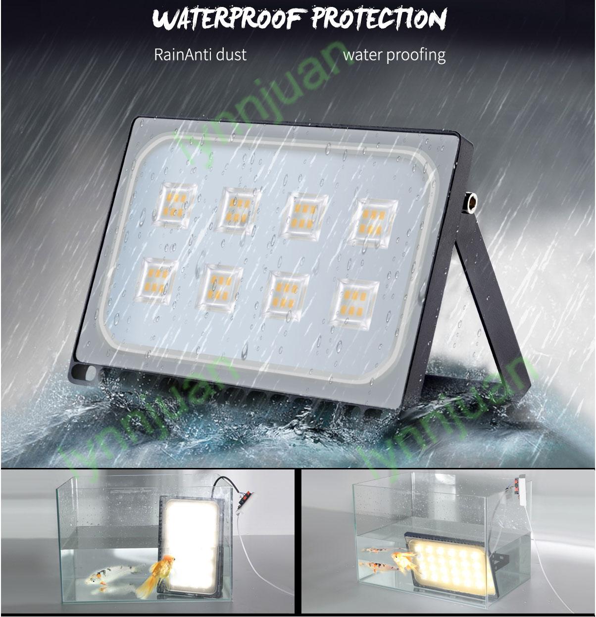 300w Led Flood Light Uk: 500W 300W 200W 150W LED Flood Light 10/20/30/50/100W PIR