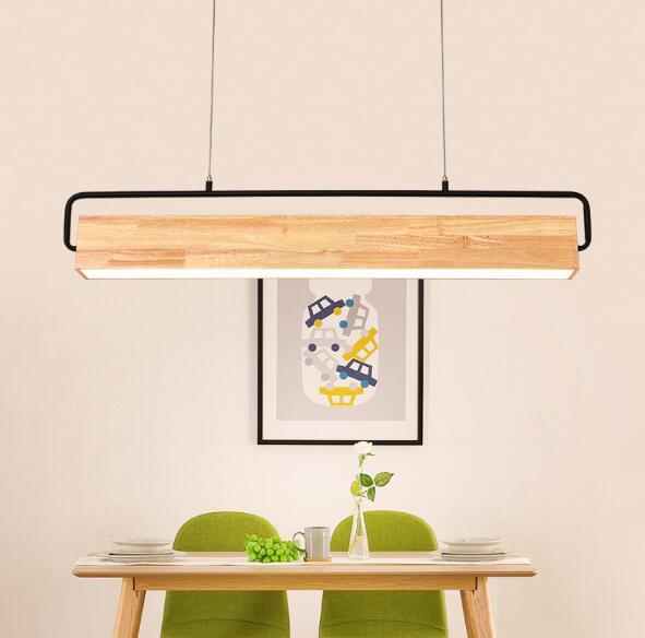 Rustic Wood Rectangular Chandelier - Chandelier Ideas