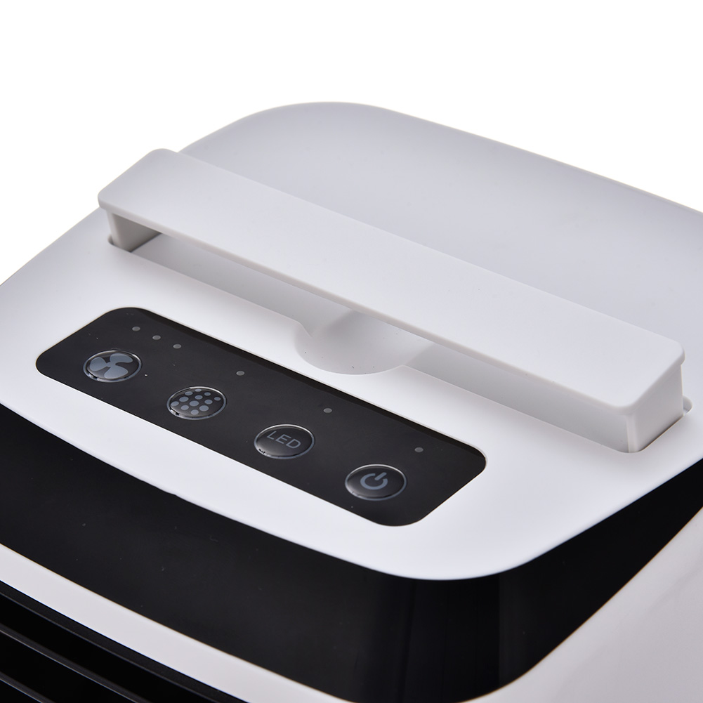 US Portable Mini Air Conditioner Cooler Purifier AC Fan ...