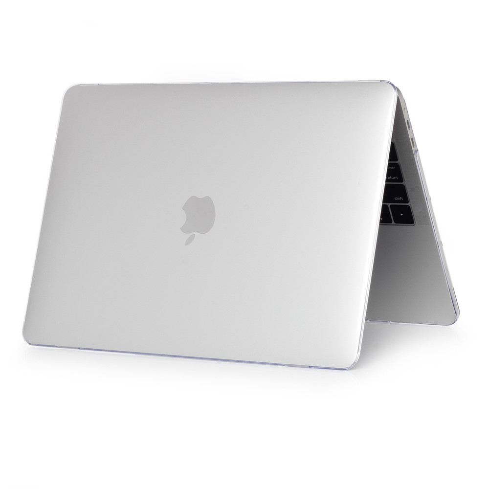 For Macbook Air Pro Retina 11 12 13 15 Inch Rubberized Hard Matte Case Grey Cover