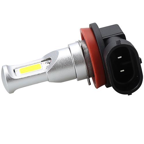 2x H8/H11/H9 COB LED Golden Fog Light Bulbs Fog Lamp 800LM