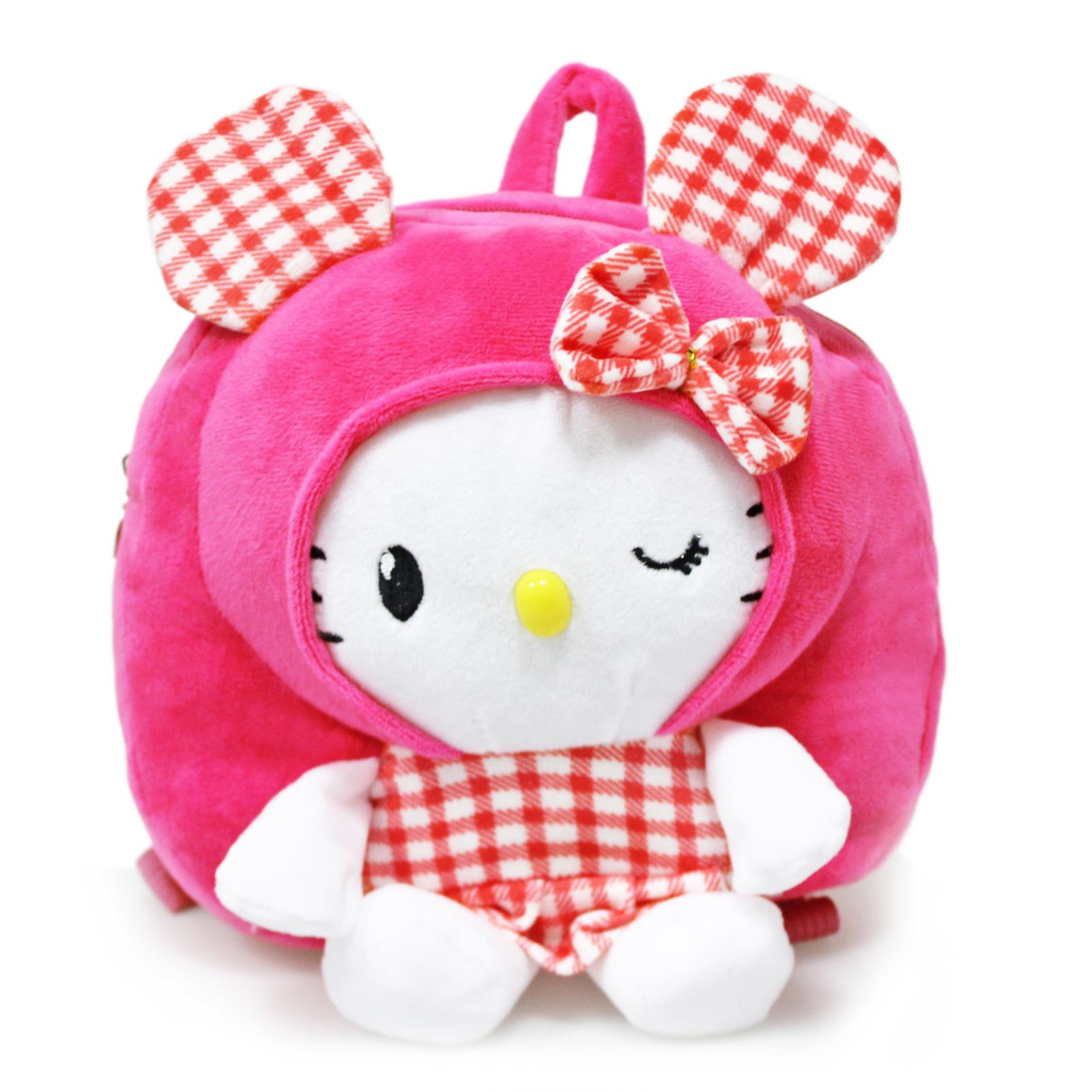 e00ed2c141b6 Details about The New Owl Kitty 3D Cartoon Rabbit Bag Toddler Children  School Bag Rucksack TO