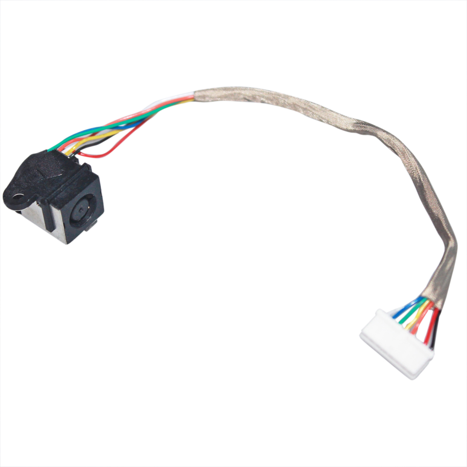 DC POWER JACK HARNESS PLUG IN CABLE FOR DELL PP33L PP39L ...