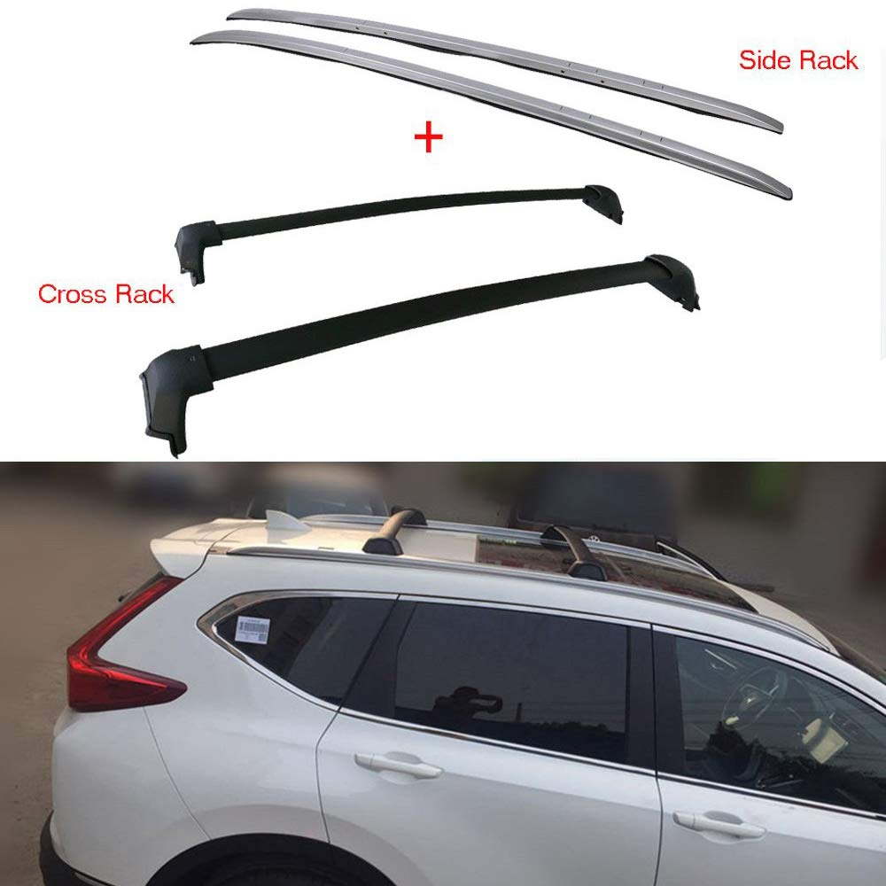 Roof Racks Side Rails Top Luggage Carrier HONDA CR-V CRV LX EX EX-L 2017 2018 2019
