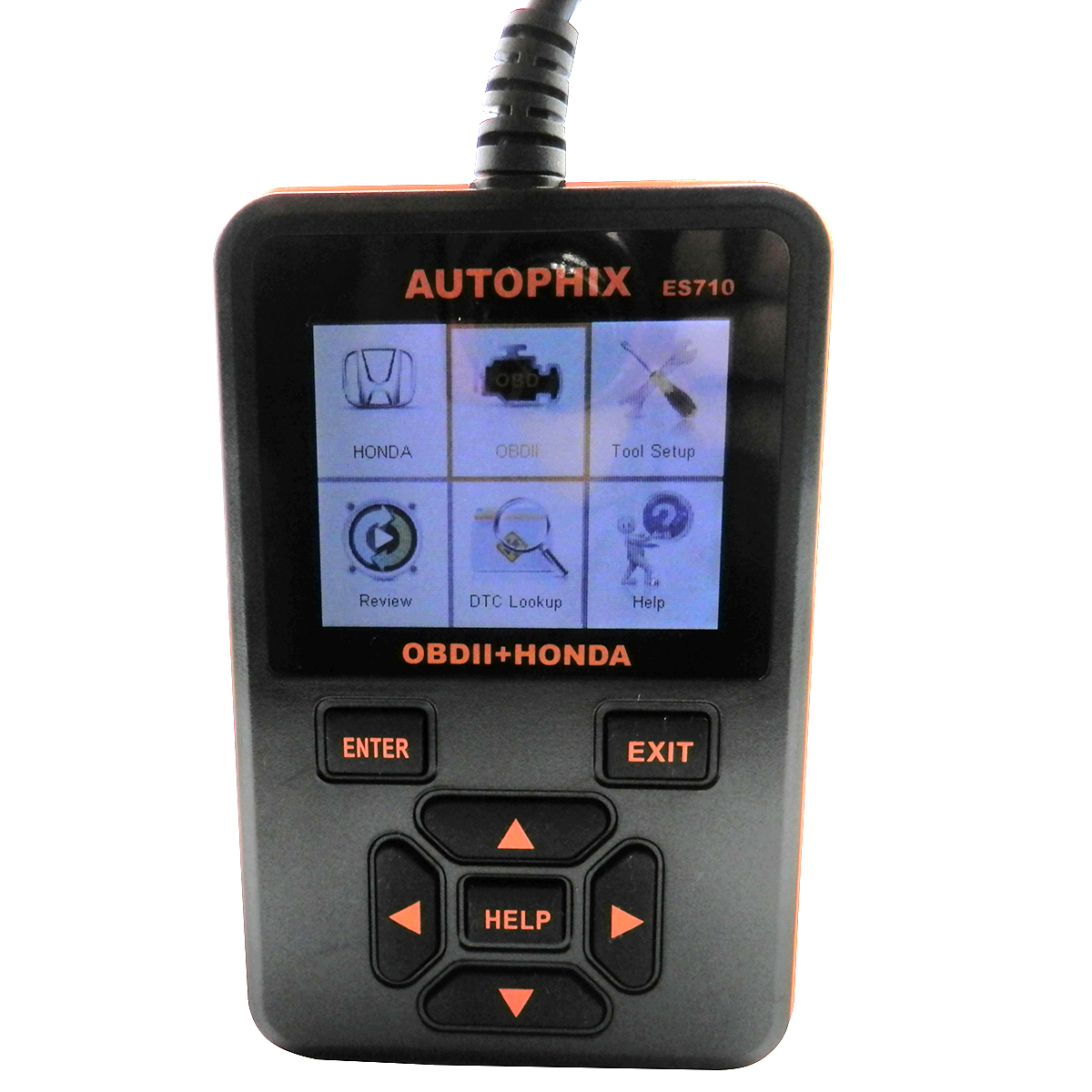 OBD OBD2 Diagnostic Code Reader Scan Tool For Honda