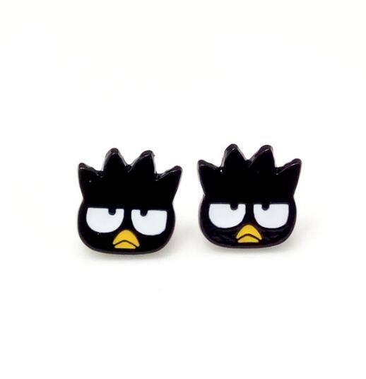 gift Inside Out  owl bird earring ear stud earrings studs anime hot cute