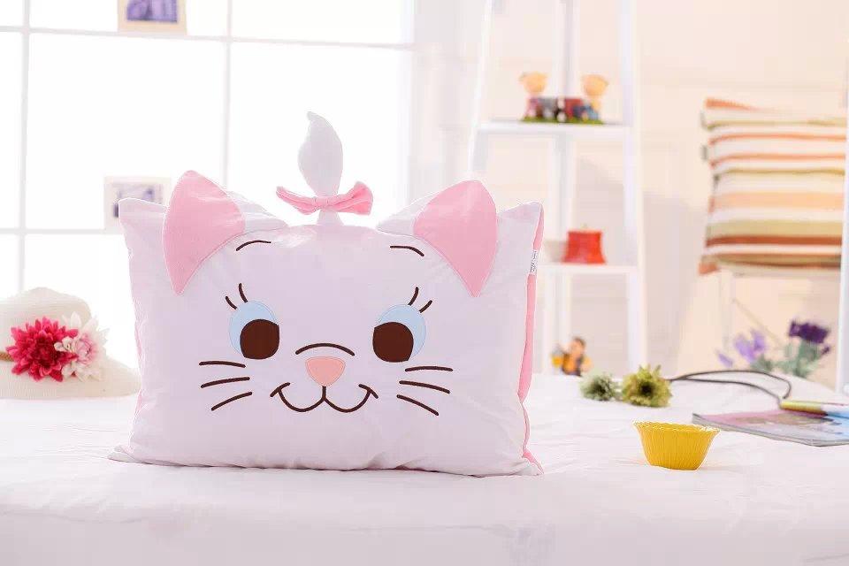 cute Pooh bear single pillowcase pillow case anime zip cases anime gift