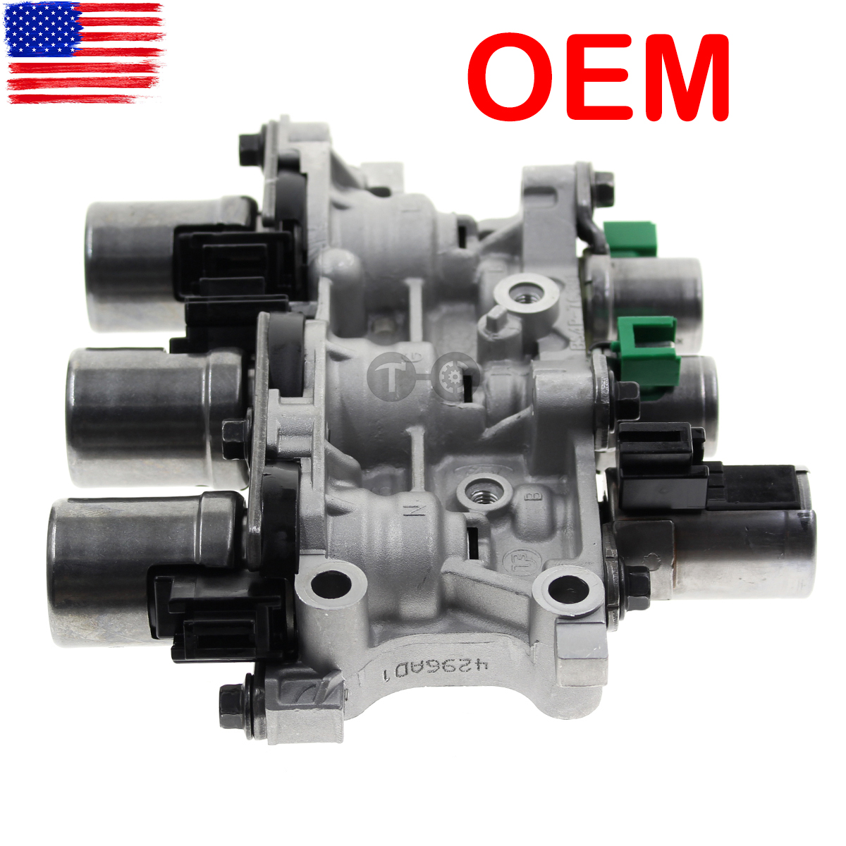 OEM Genuine 4F27-E Transmission Solenoid Block Pack for Ford Fiesta Focus  4Speed