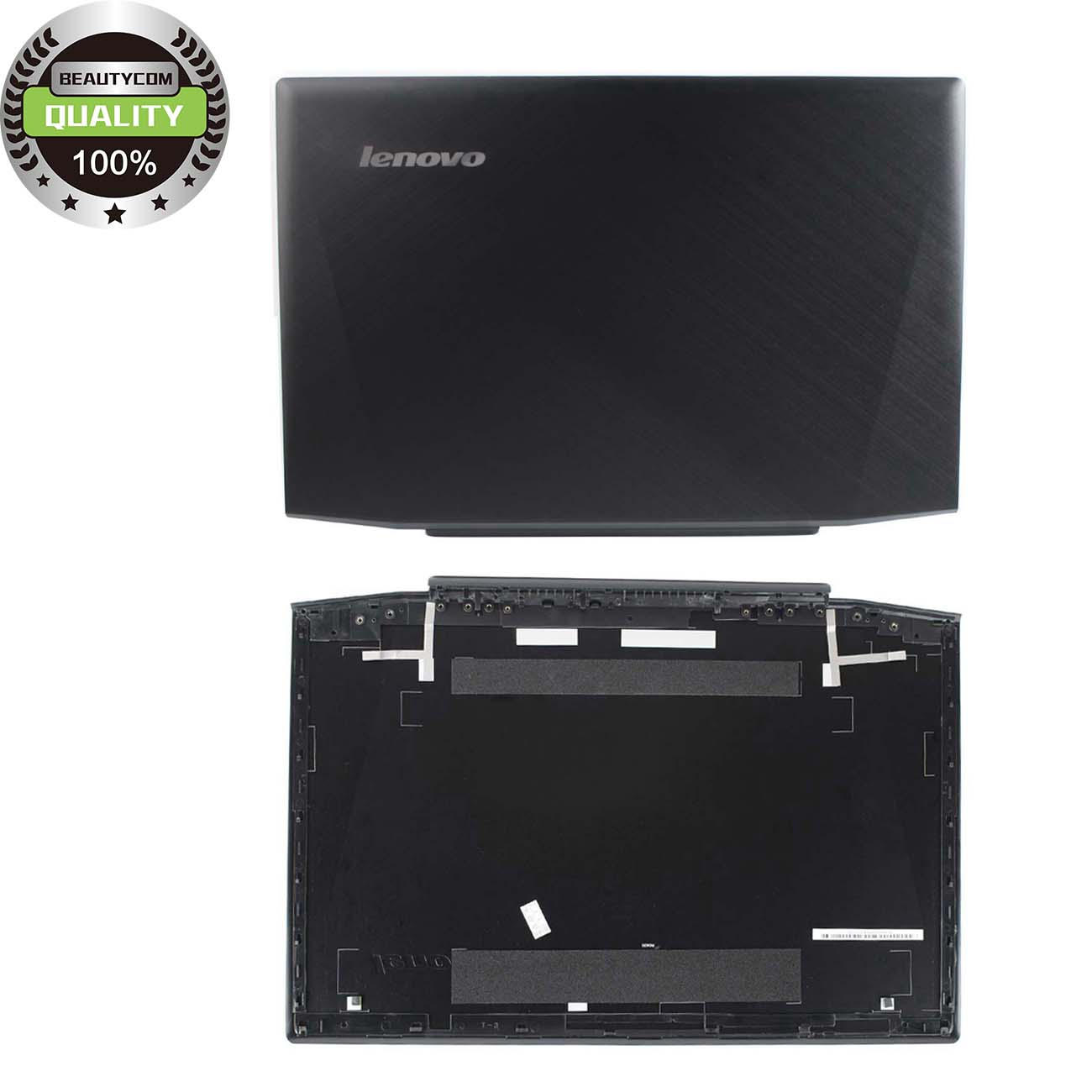 New For Lenovo Y50-70 15.6 back Top Lcd Rear Cover Touch AM14R000300 US SELLER