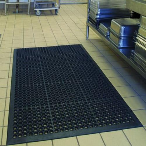 Kitchen Floor Mat Bedroom Rug Bedside Floor Mat Anti Slip Mat Pad ...