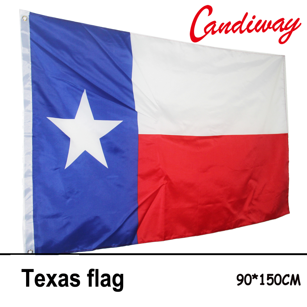 0bcbfb2636a State of Texas Flag 90 150CM United States Banner USA America flag ...