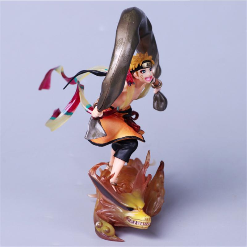 Anime-Naruto-Shippuden-Sasuke-Uzumaki-PVC-Action-Figure-Figurine-Toy-Gifts thumbnail 9