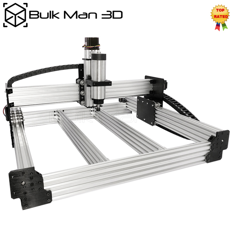 Drag Cable Chain 1000x1500mm 4 Axis WorkBee CNC Router Machine DIY Carving