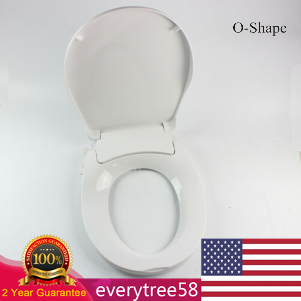 Dual Nozzle Bidet Toilet Seat Attachment Spray Cleaning Non Electric O Shape Hot Ebay