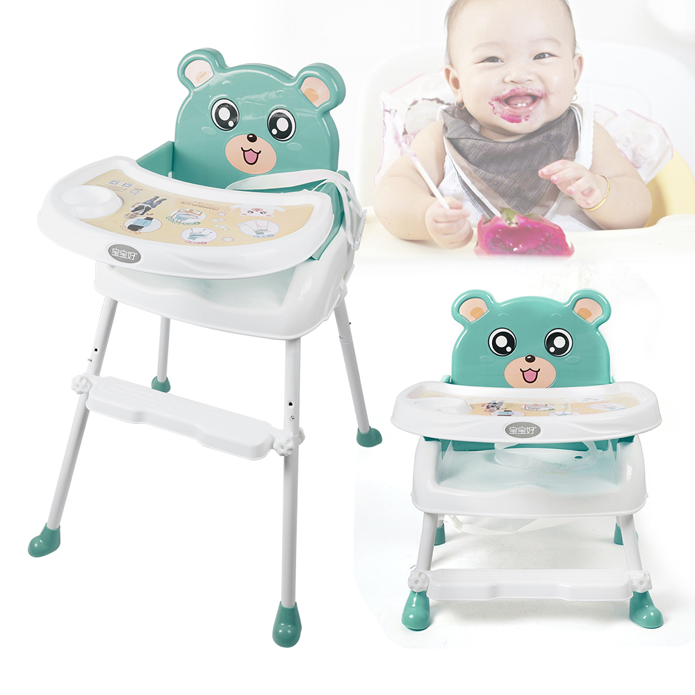 Details about Portable Baby High Chair Infant Toddler Feeding Booster Folding Highchair