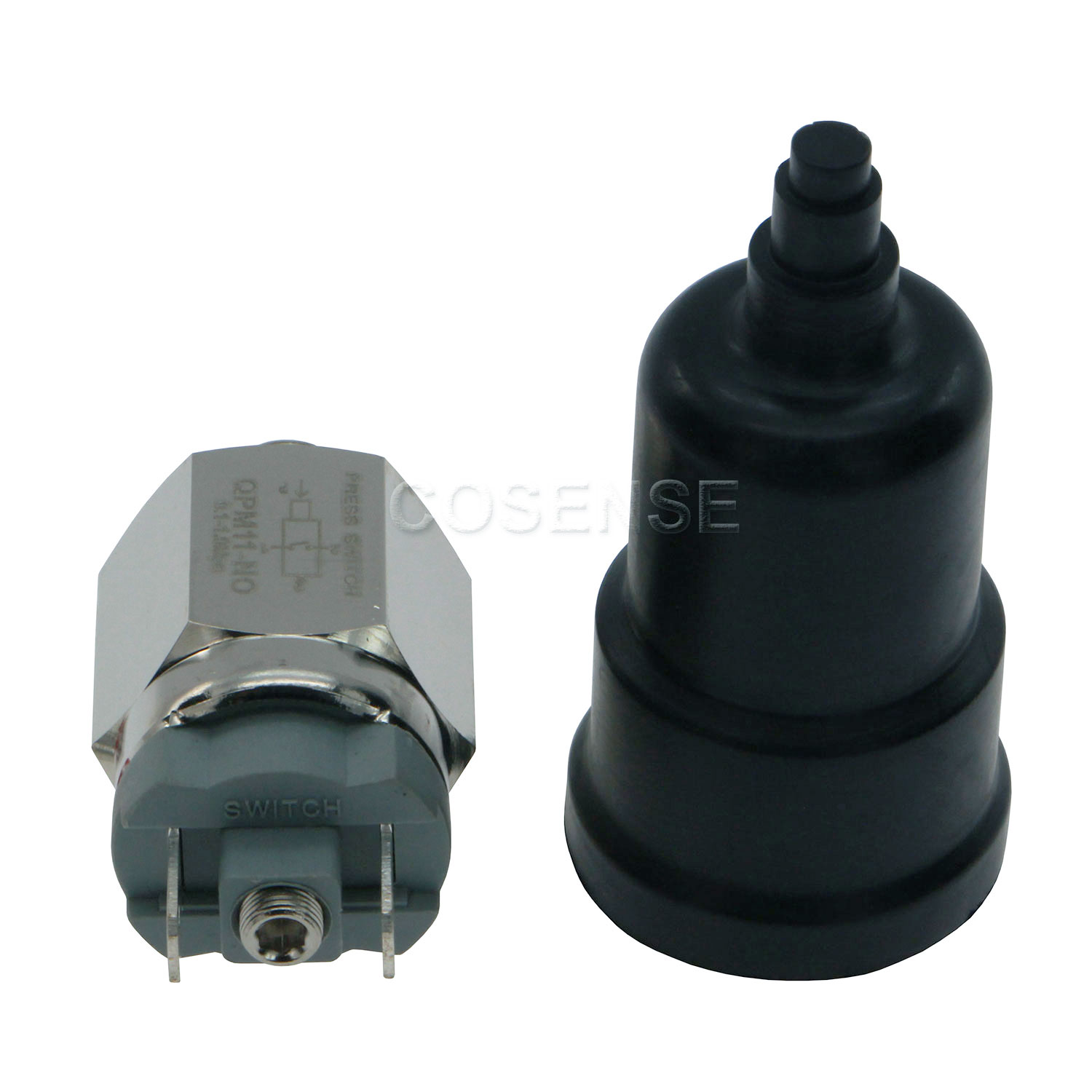 """G 1//8/"""" Adjustable Diaphragm Type Pressure Operated Switch NO Normally Open"""