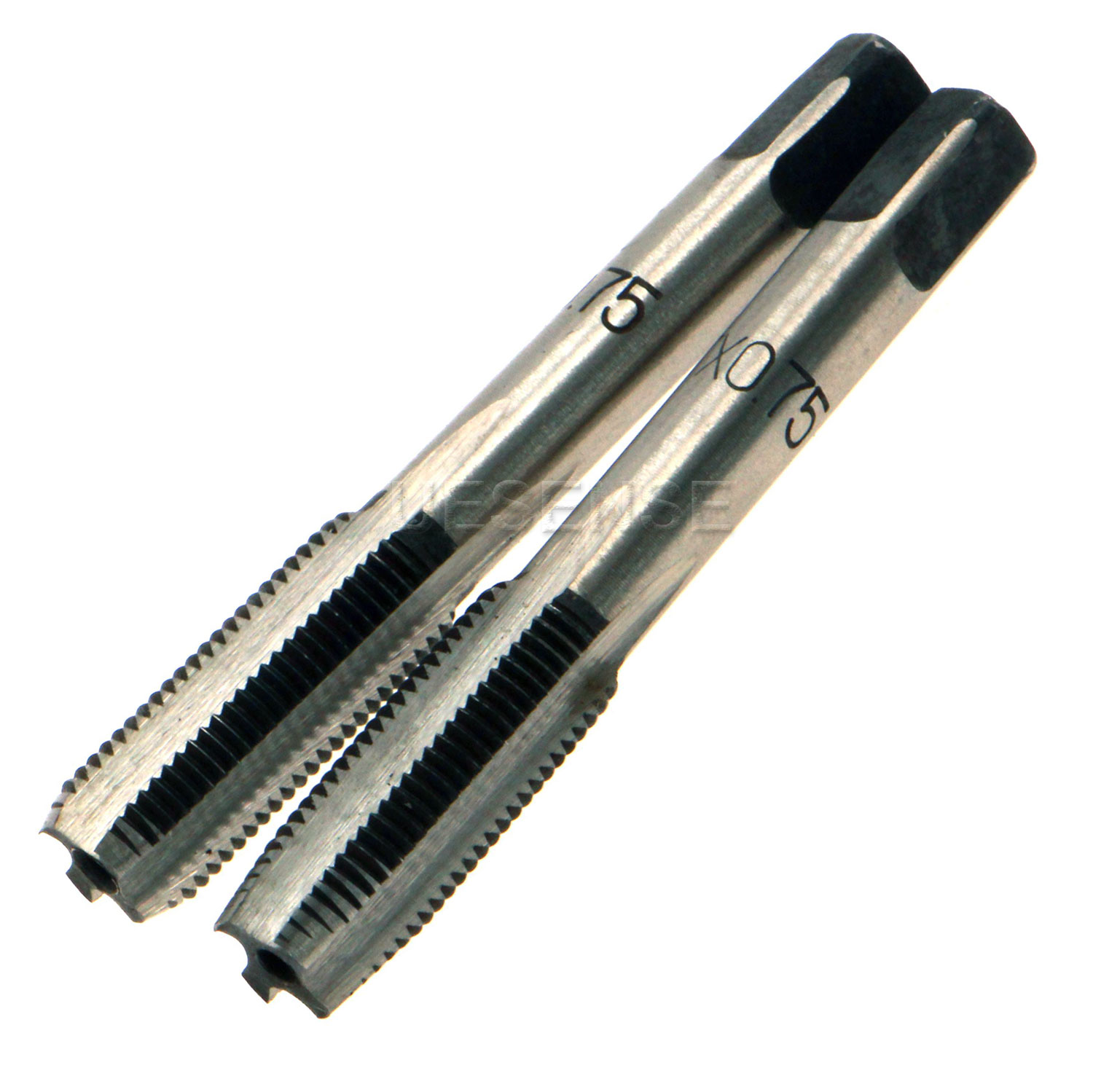 7mm X .75 Metric Taper and Plug Tap M7 X 0.75mm Pitch New Free Shipping
