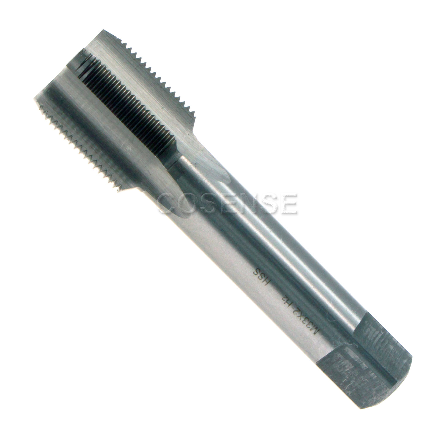 1pcs Metric Right Hand Tap M34 X 2.0mm Taps Threading Tools 34mm X 2.0mm pitch