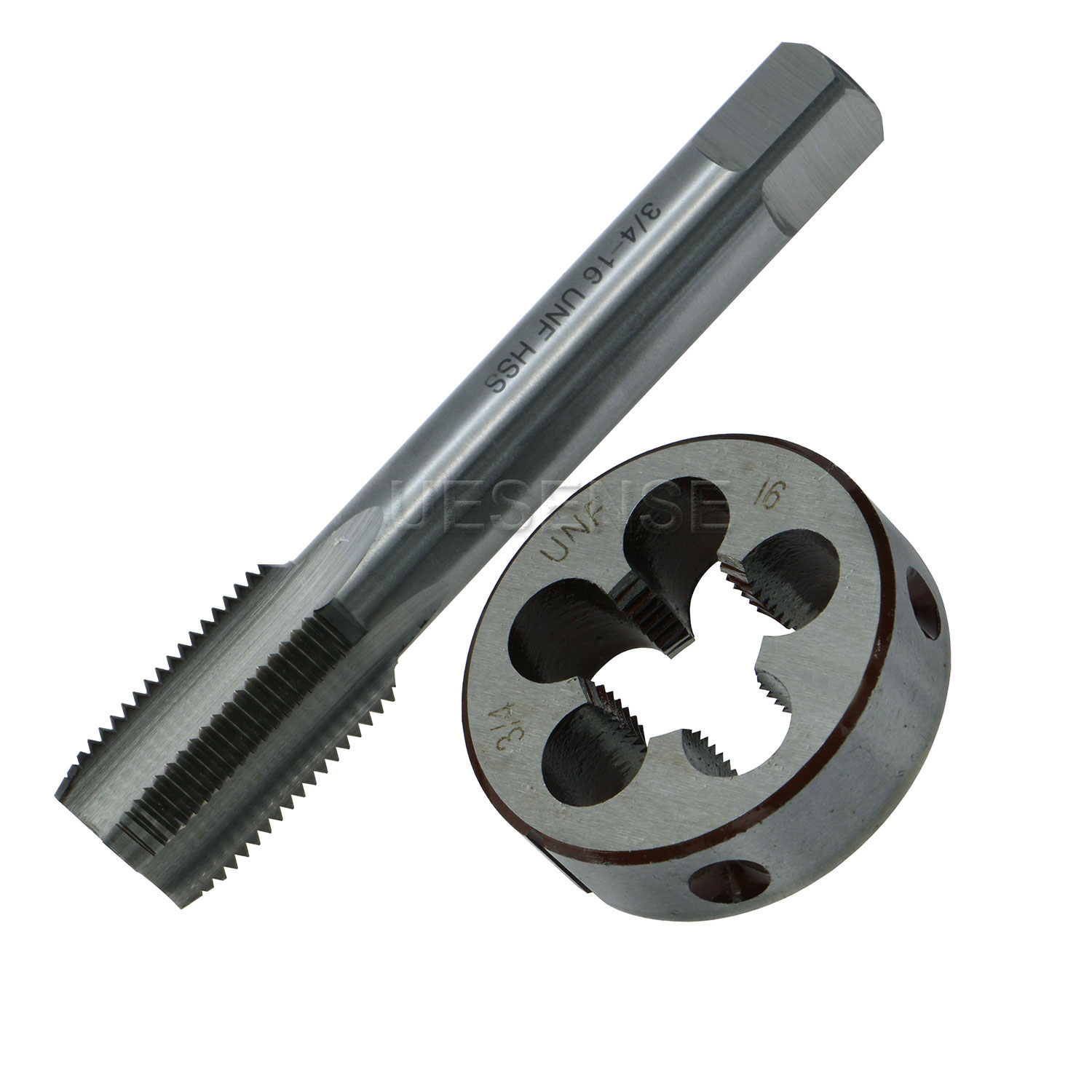3//4-16 UNF Right Hand Thread Die 3//4/'/' 16 TPI RH Cutting Threading Tapping