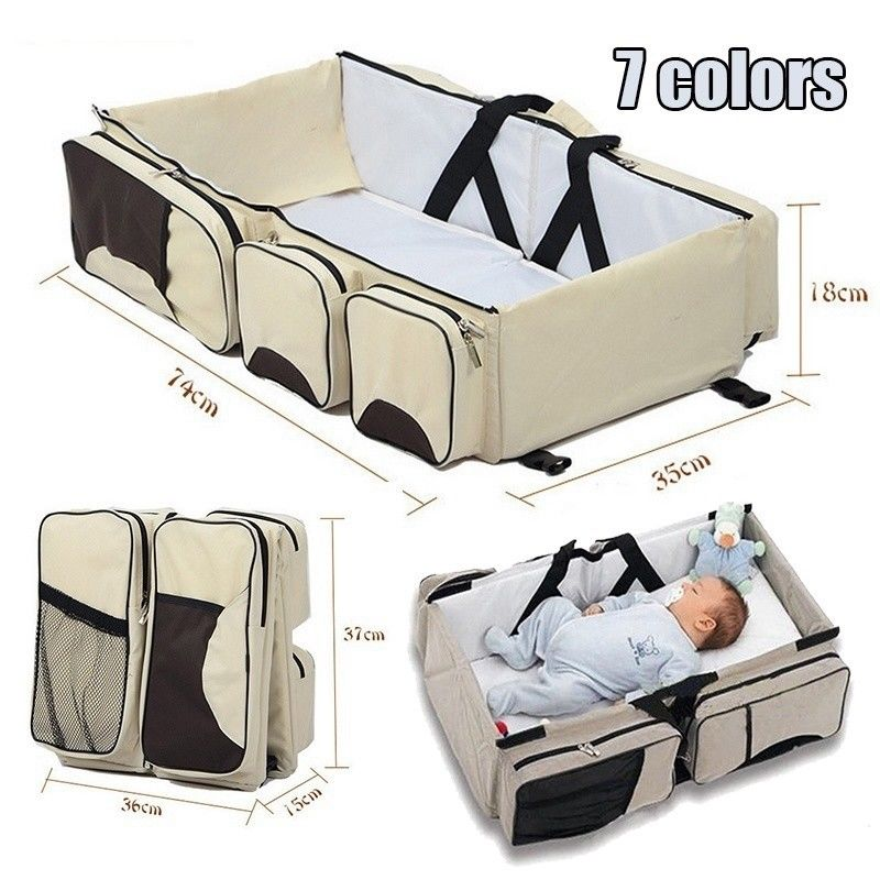infants thegbabe foldable products born rentals wooden the crib and for new cribs large