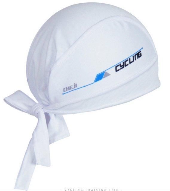 Men's Bike Headband Sports Breathable Cycling Scarf Sun Protection Head Cap