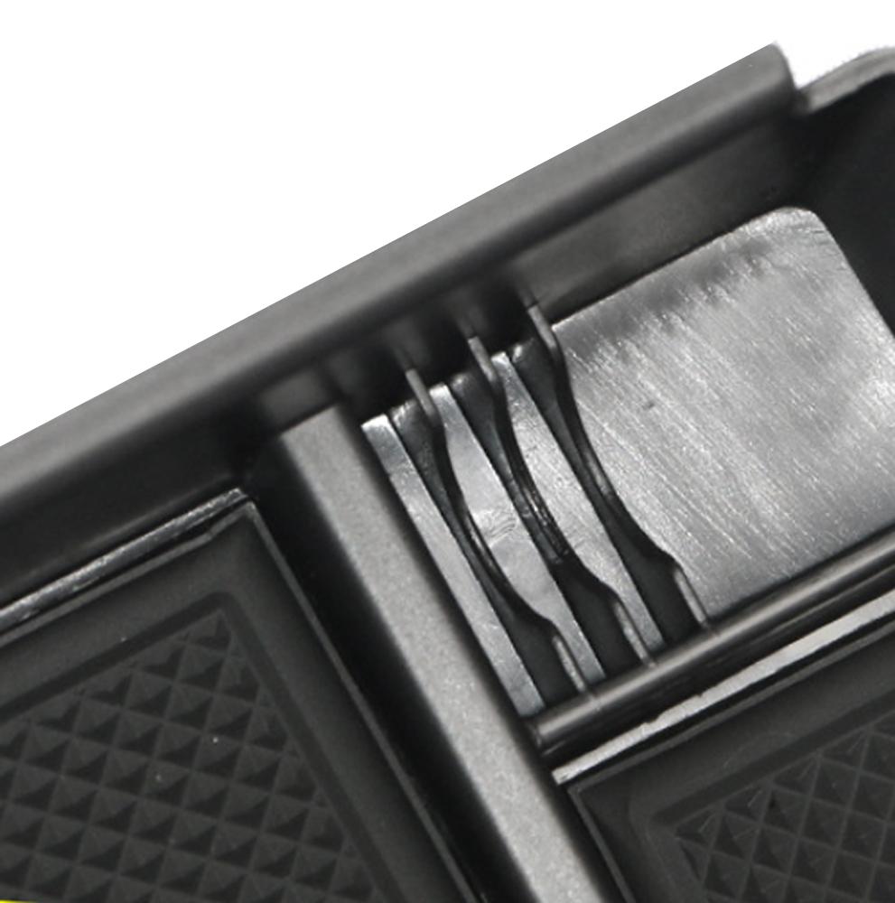 Car Center Console Armrest Secondary Storage Box Tray Fit For VW Passat CC B6 B7
