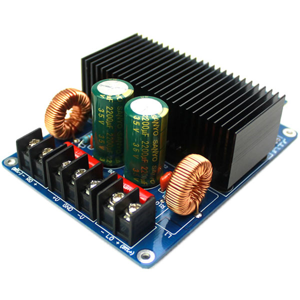 Class D Amplifier Circuit Btl Pcb Tda8920 High Efficiency Class D