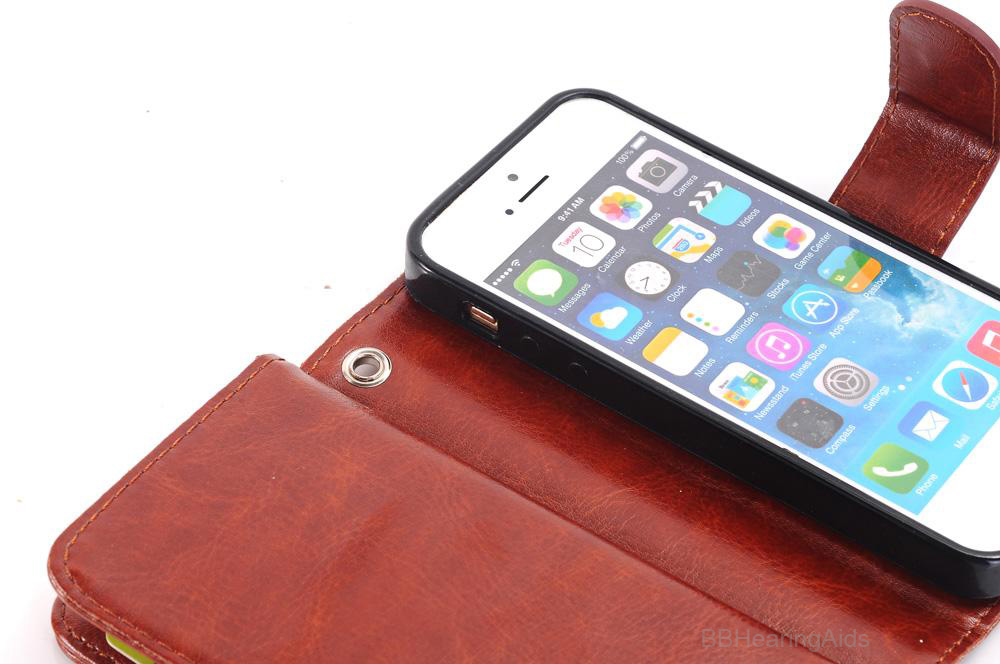 iphone 5s cases for guys pu leather handbag card wallet clutch phone 17462