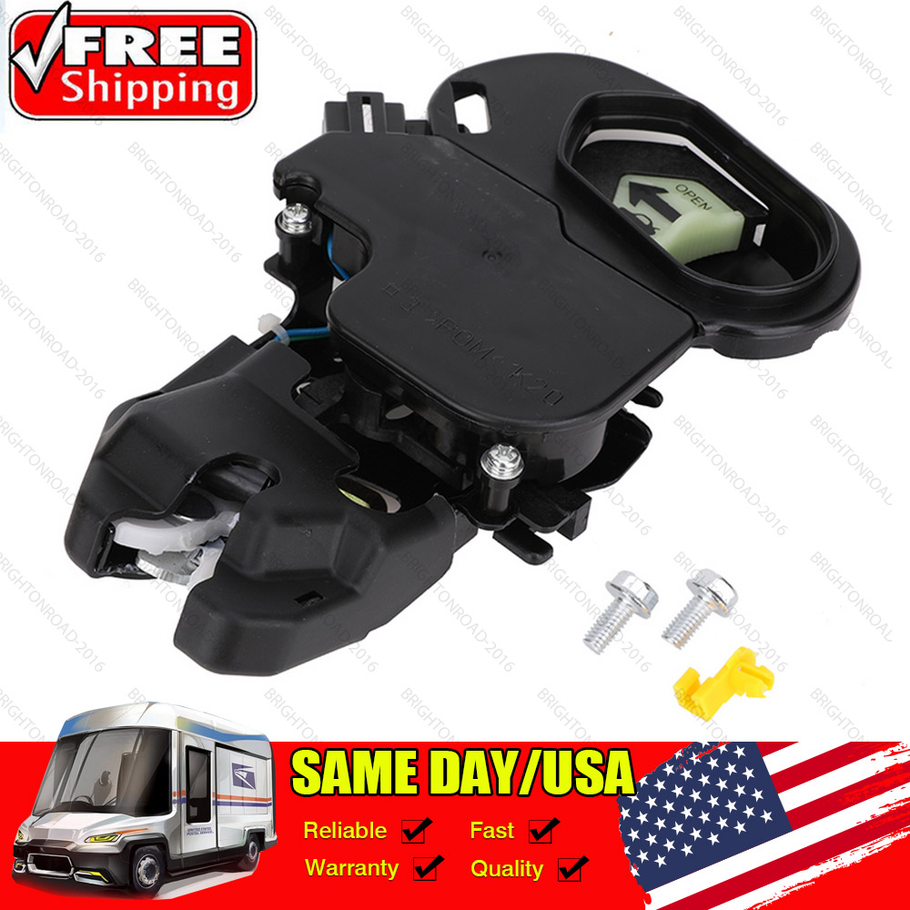 New Trunk Latch Lid Lock Handle Actuator For 03-07 Honda Accord 74851-SDA-A22