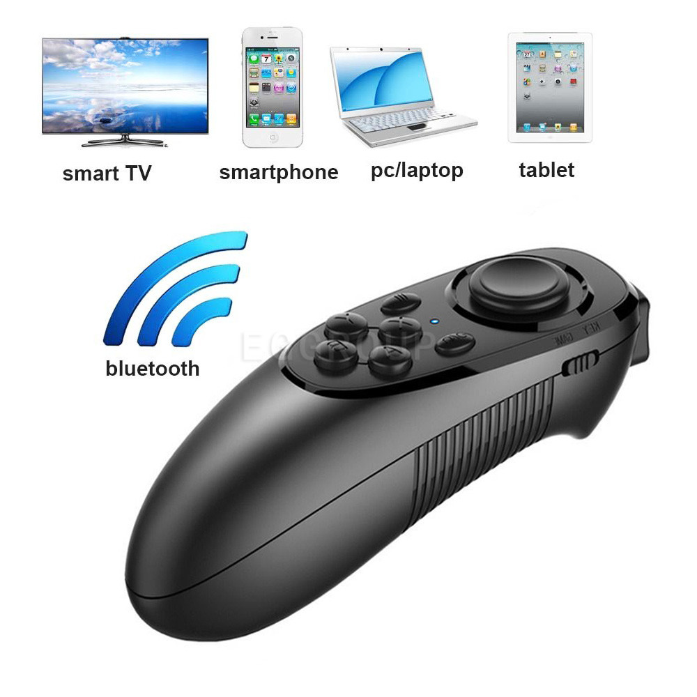 samsung tv game controller. wireless bluetooth remote controller gamepad for samsung gear vr glasses oculus tv game