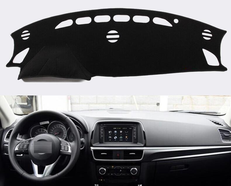 For MAZDA CX-5 CX5 2013 2014 2015 2016 DashMat Dashboard Cover Dash Cover Mat